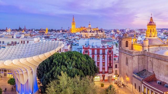 Zinderende hart van Andalucía