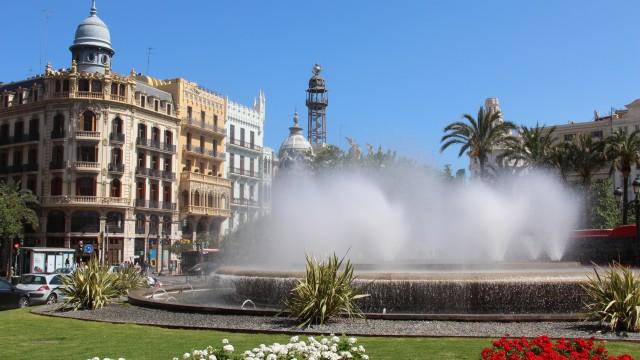 Heerlijke Spaanse stad